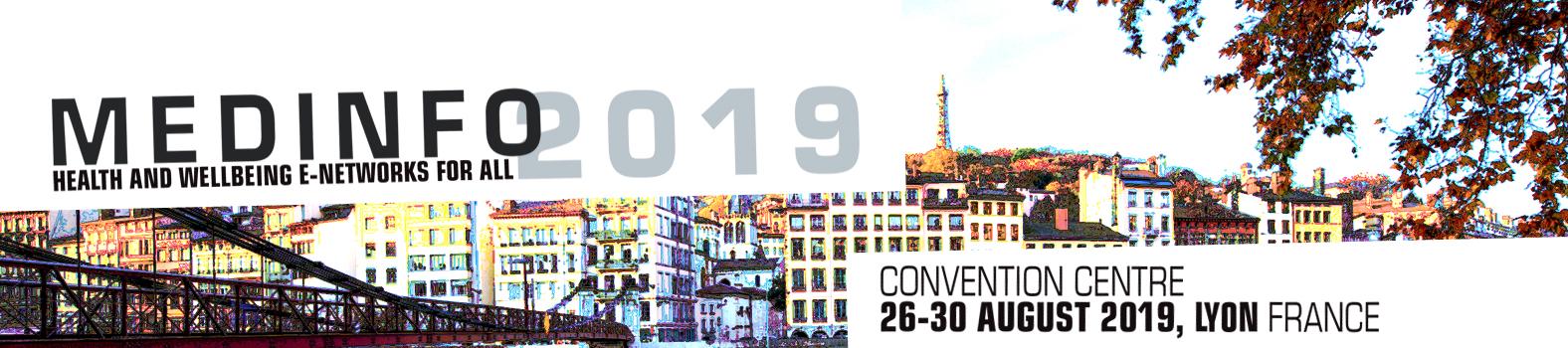 MEDINFO Lyon 2019