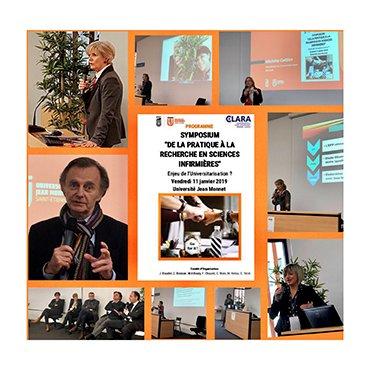 Retour sur le symposium «De la pratique à la recherche en sciences infirmières» du 11 janvier