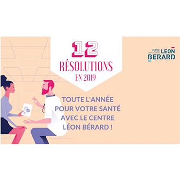 Les 12 bonnes résolutions de Léon