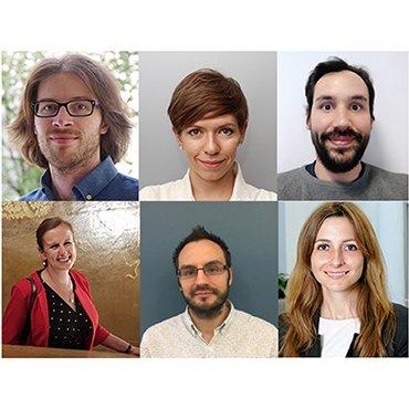 Zoom sur 6 brillants chercheurs recrutés récemment dans la région AURA