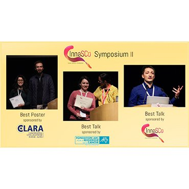 Le CLARA était présent au symposium Innate Sensors in Health and Diseases