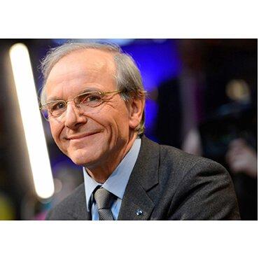 Le professeur Axel Kahn, nouveau Président de la Ligue contre le cancer