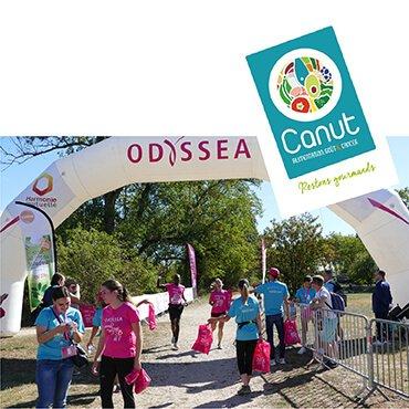 Course caritative pour CANUT, un projet de recherche qui redonne le plaisir de manger aux patients atteints de cancer