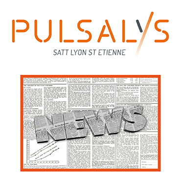 Pulsalys : La Newsletter du mois d'Octobre est arrivée !