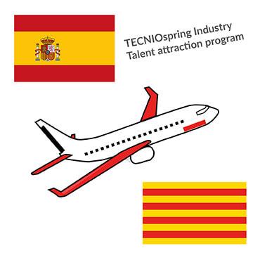 Développez votre projet de recherche en intégrant une entreprise catalane pendant 1 an !