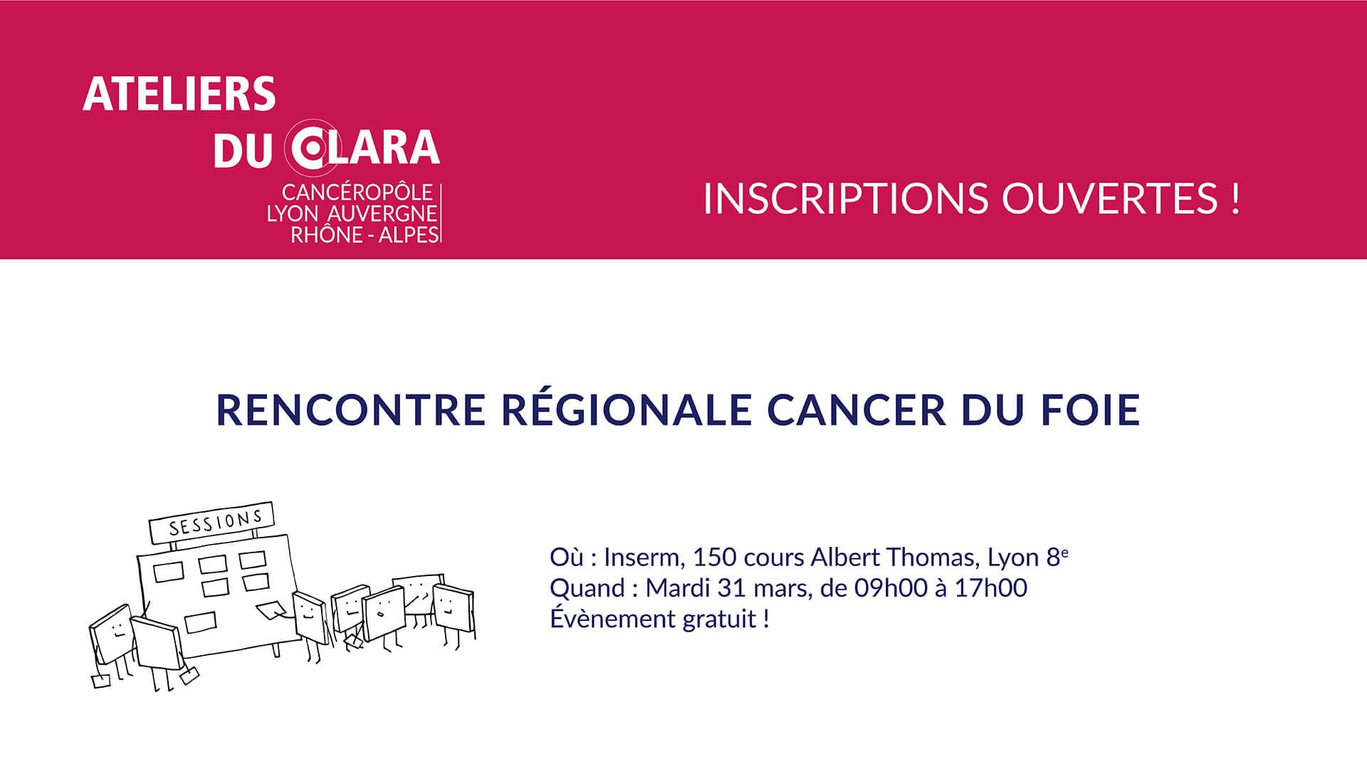 andeau Accueil Cancer du foie 2020
