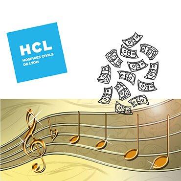 Financez l'orchestre symphonique des Hospices Civils de Lyon !