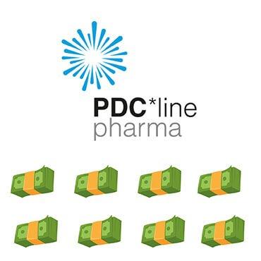 Le lauréat Preuve du Concept CLARA 2011 PDC*line Pharma a levé 20 M€ à  la fin de son cycle de financement de série B.