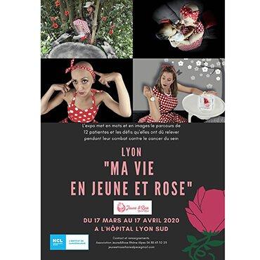 Expo photo «Ma vie en Jeune & Rose»