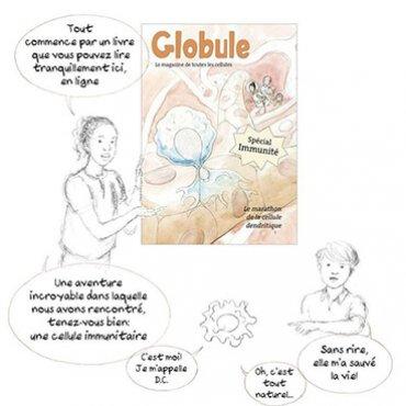 Globule, le magazine de toutes les cellules pour le grand public