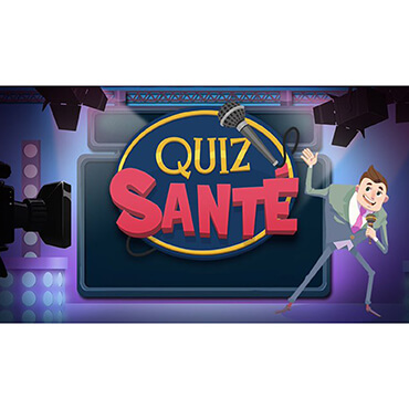 Quizz santé serious game Prévention cancer