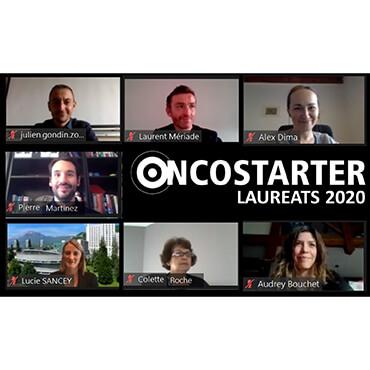 2020 : Une nouvelle promotion OncoStarter –  6 projets de recherche, originaux et régionaux