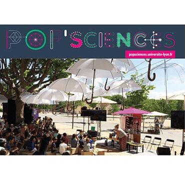 Festival Pop'Sciences 2021 : appel à participation