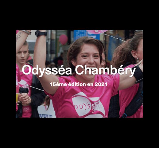 Course Odysséa : bravo aux chambériennes et chambériens !