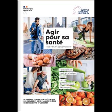 L'Institut national du cancer publie un magazine sur la prévention des cancers